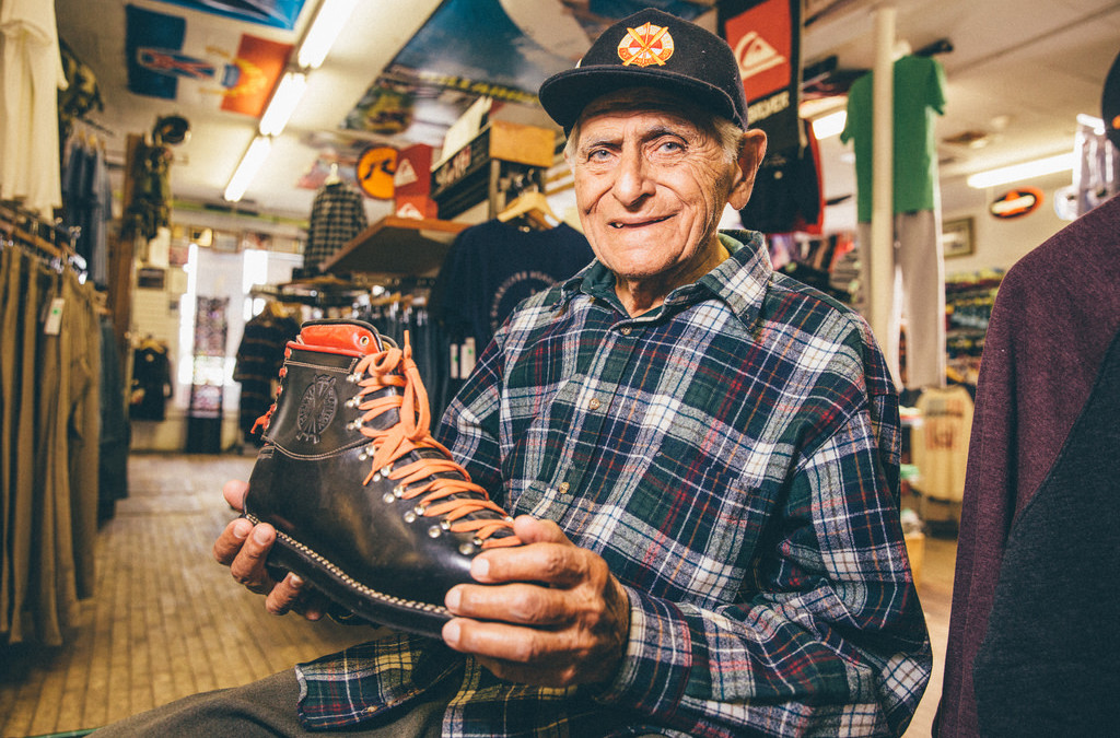 Joe Lahout: The Legend Behind America's Oldest Ski Shop